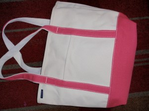 Lands End Bag